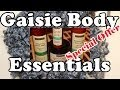 312 * Gaisie Body Essentials AND SPECIAL OFFER