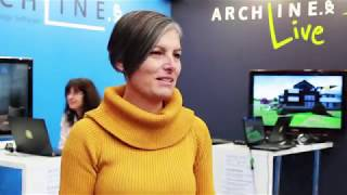 Presentation of the projects with ARCHLine.XP - Interview