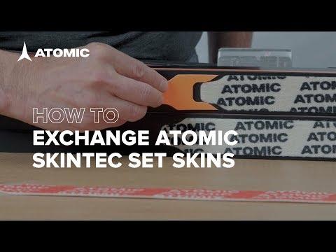 How To Exchange Atomic Skintec Set Skins