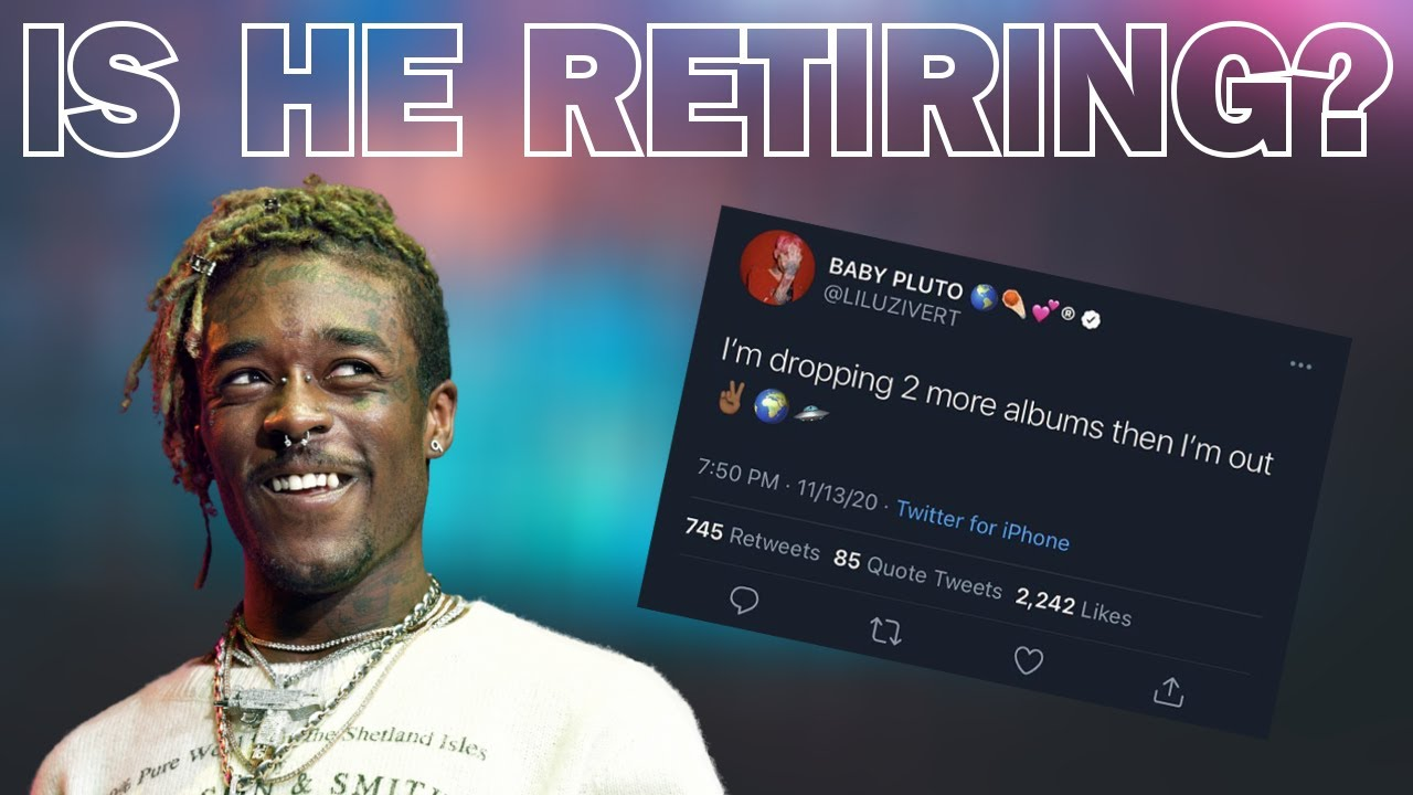Lil Uzi Vert Could Be Retiring After Two More Albums