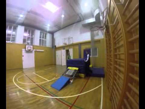 Maruša Ferk - GoPro, Last acrobatics in 2013 :)