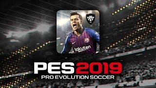 pes 2019 apk play store