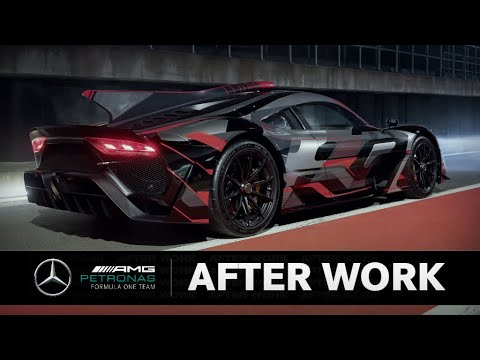 Mercedes-AMG Project ONE | After Work with Lewis Hamilton