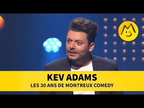 Kev Adams - Les 30 ans de Montreux Comedy