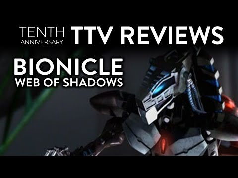 BIONICLE: Web of Shadows 10th Anniversary Review