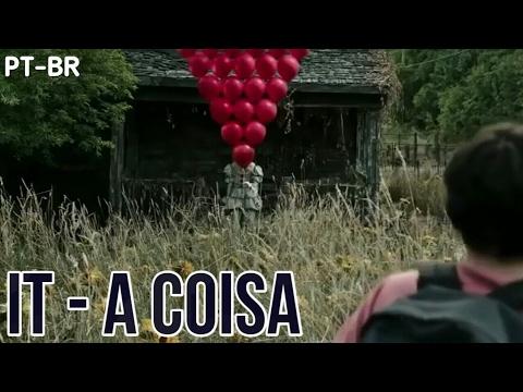 [FANDUB] IT - A Coisa | Trailer 2 (PT-BR)