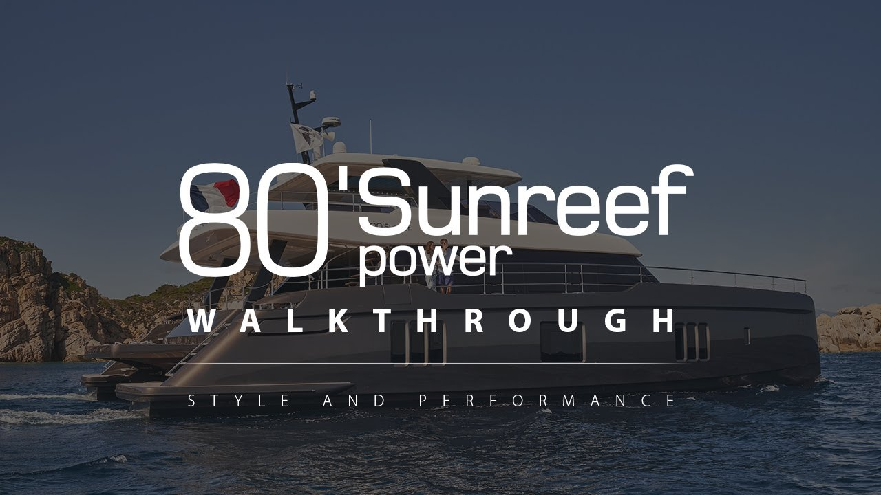 Rafeal Nadal S New Yacht Is A Sunreef 80 Power Yacht Catamaran Billionaire Toys