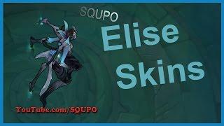 All Elise Skins (League of Legends)