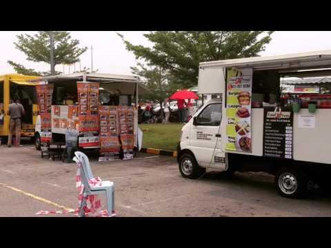 Malaysian Food truck #3