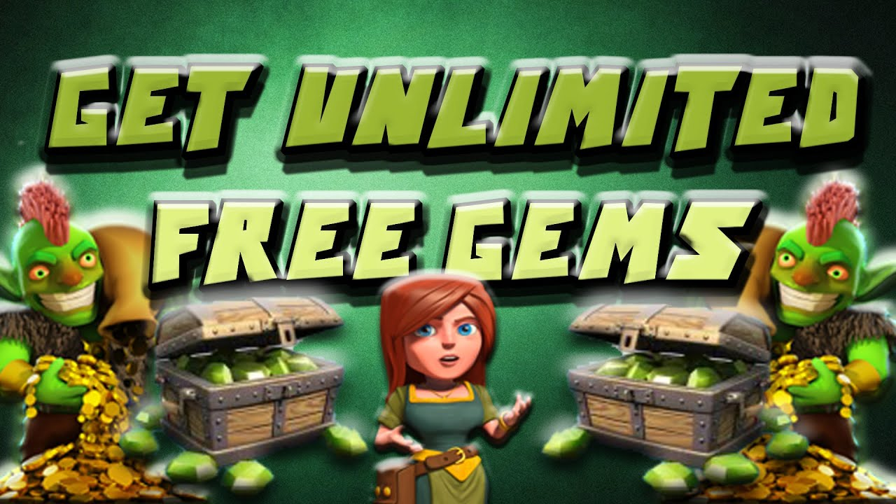 how i get free gems in clash of clans  »  9 Picture » Creative..!