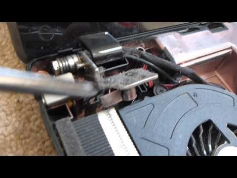 Acer Aspire broken hinges