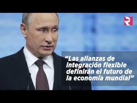 6 Frases Clave De Vladímir Putin Sobre Economía