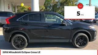 2018 Mitsubishi Eclipse Cross DeLand Daytona Orlando N9781