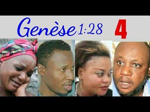 Film Congolais : Genèse 1:28 avec Moseka, Sundiata, Vinny, Coquette etc..
