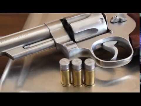 The Versatile And Capable 44 Spl: 250gr Matt's Wadcutters 44 Russian Range  Test