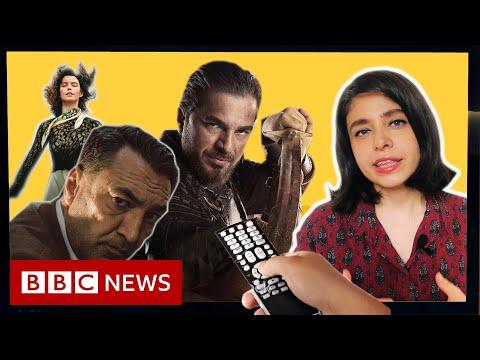 Turkish TV: Dramas become a global streaming success - BBC News