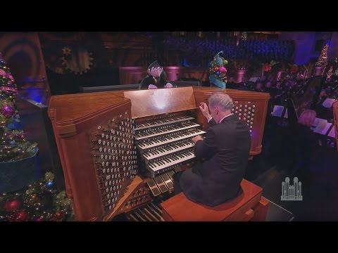 The Twelve Days of Christmas, with Count von Count Organ Solo  Mormon Tabernacle Choir