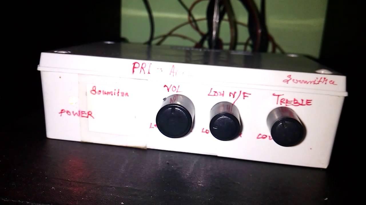 Tda7294subwoofer 2n3055 Mj2955 Stereo Box Pushpull Power Amplifier Circuit Amplifiercircuit