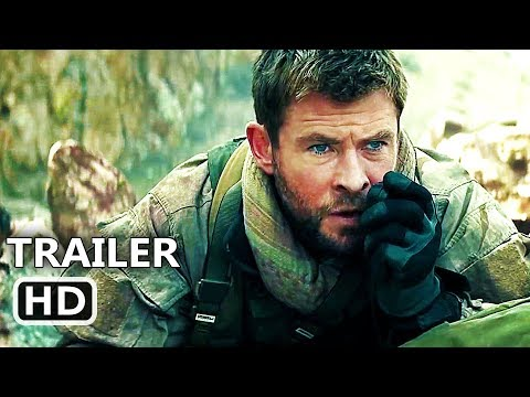 Thumbnail: 12 STRΟNG Official Trailer # 2 (2018) Chris Hemsworth, Action Movie HD