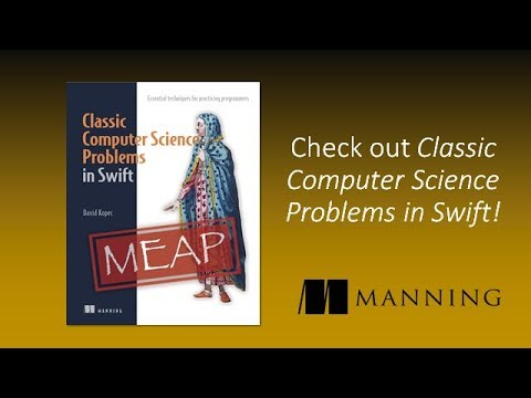 Manning | Classic Computer Science Problems in Swift