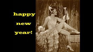 New Year Eve Celebrations 1930s And 1940s Vintage Photos