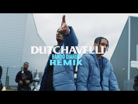 Dutchavelli -  Bando Diaries (Remix) [feat. OneFour, Kekra, Noizy & DIVINE]