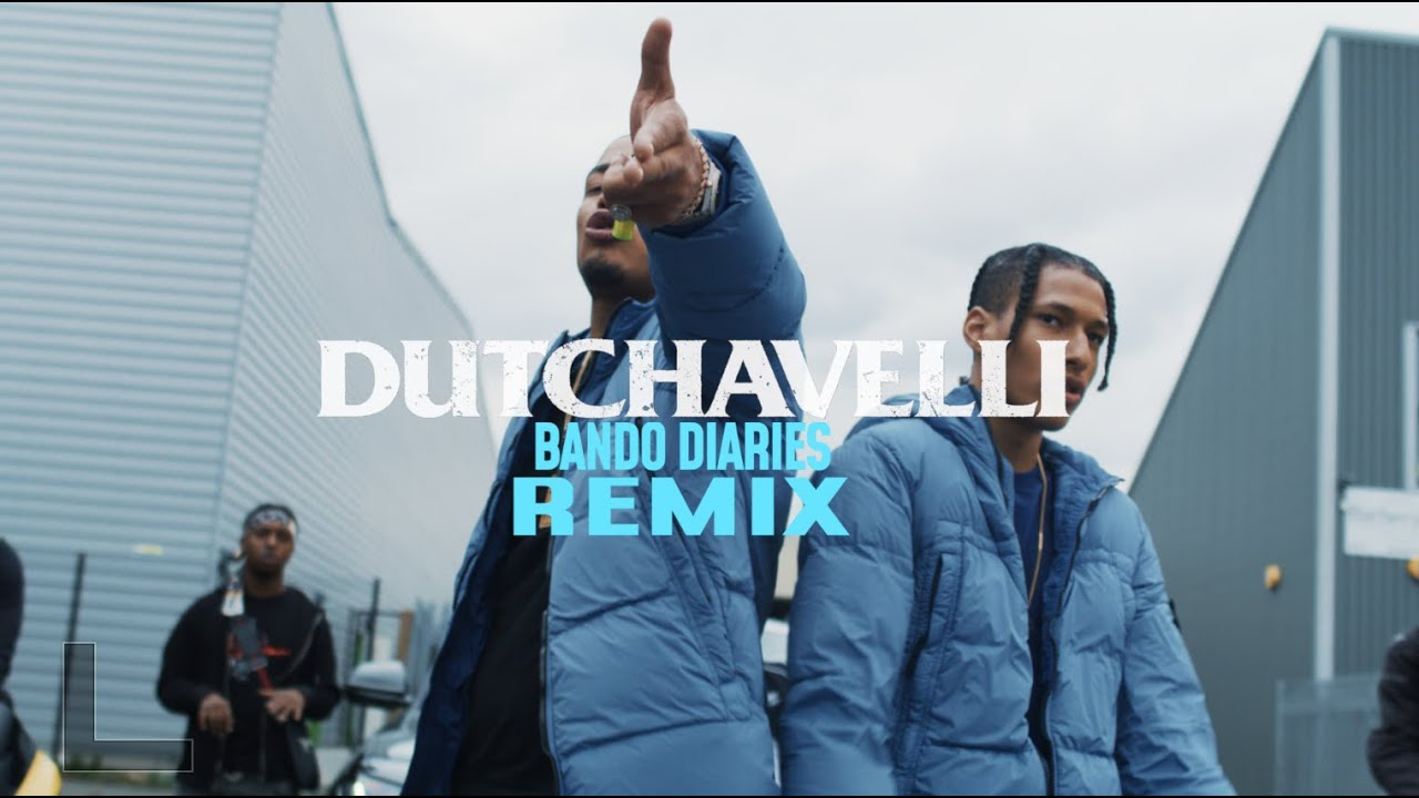 Download Dutchavelli -  Bando Diaries (Remix) [feat. OneFour, Kekra, Noizy & DIVINE]
