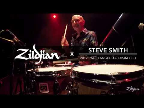 Steve Smith & the Groove: Blue Organ Trio - 2017 Ralph Angelillo International Drum Fest