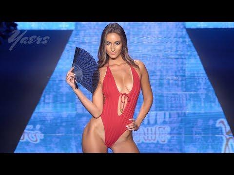 Luli Fama Swimwear Fashion Show SS 2019 Miami Swim Week 2018 Paraiso Fashion Fair