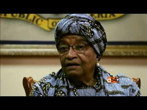 Liberian President Ellen Johnson Sirleaf on Security