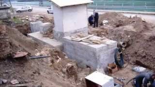 Wastewater Treatment -Montiranje ISEA Bio Sistema POLI 200 EBS- Visegrad(, 2009-09-05T12:14:52.000Z)