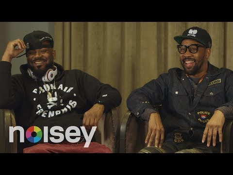 Wu-Tang Clan On Beyoncé, Game Of Thrones And Vegan Whoppers - The Noisey Questionnaire Of Life