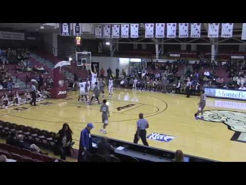 NYIT G Walter King Sophomore Highlights