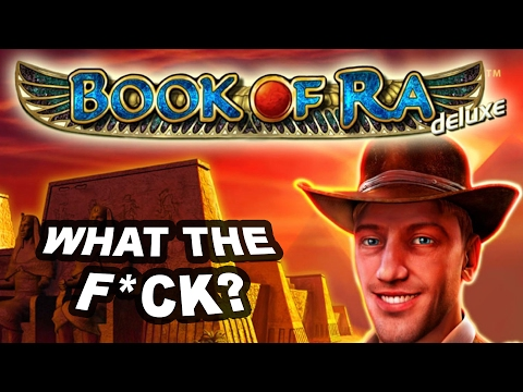 The Most Insane Session On Book Of Ra Slot - BIG BETS!