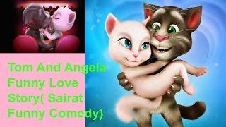 हसना नहीं  Talking tom funny Cat videos latest funny video 2017 talking tom & friend video in hindi9
