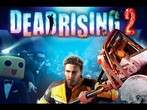 Dead Rising 2 All Cutscenes HD GAME with CASE ZERO & CASE WEST DLC & All Boss Fights Included