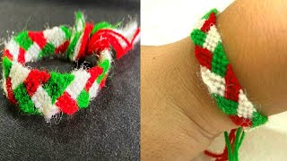 How to make friendship band | DIY friendship day band | Friendship day band