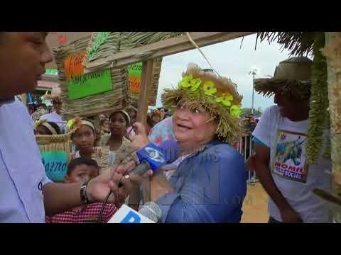 Celebran festival del burro en Colombia