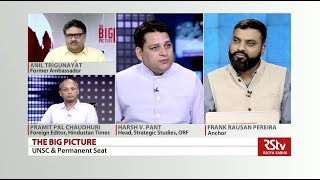 The Big Picture - UNSC & Permanent Seat For India