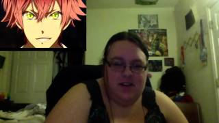 ShimmerN'DemonZ react to Diabolik Lovers More Blood episode 1