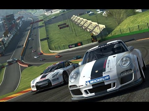 Real Racing 3 Android Gameplay