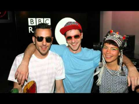 Sam and The Womp  - We'll Be Coming Back Live Lounge (Calvin Harris cover)