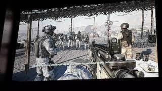 """Call Of Duty Modern Warfare 2 """"S.S.D.D"""" Walkthrough Recruit Difficulty."""