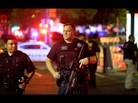 The Dallas Shooting: What Should America Do Now?