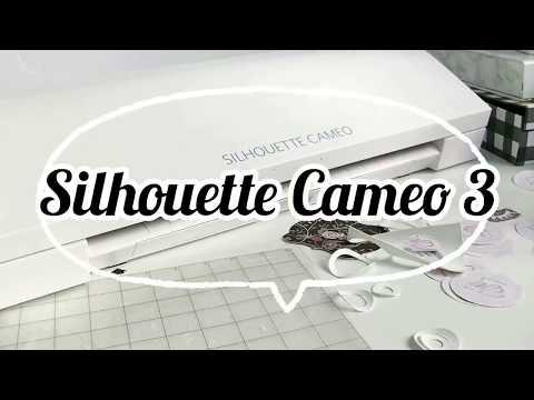Обзор плоттера Silhouette Cameo 3