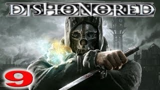 Dishonored Walkthrough Part 9 - Little Black Book Error