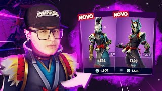 IMPOSSIBLE TO WIN WITH THESE SKINS AT FORTNITE ‹ MayconLorenz ›