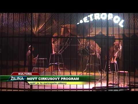 TV Severka Cirkus Metropol