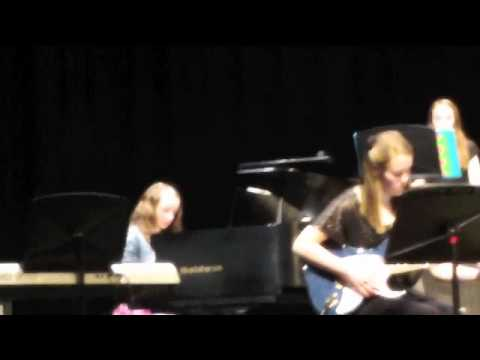 Danby-Rush Tower Middle School Jazz Band - Soft Winds
