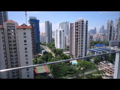 The Verv @RV 2-Storey Penthouse with roof terrace (2745sf)
